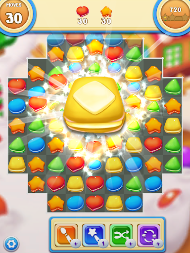 Cookie Macaron Pop : Sweet Match 3 Puzzle 1.5.4 screenshots 13