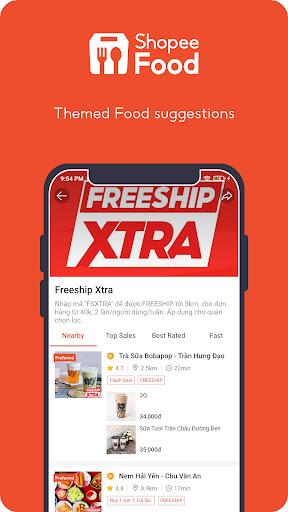 ShopeeFood - Food Delivery apktram screenshots 2