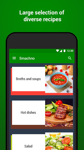 Download APK: Recipes with photo from Smachno v2.6 [Unlocked]