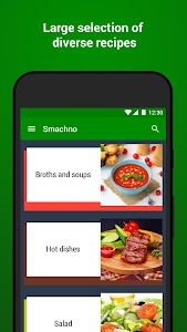 Recipes with photo from Smachno 1.64