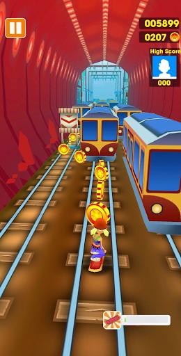 Subway 3D : Surf Run 1.0 Screenshots 4