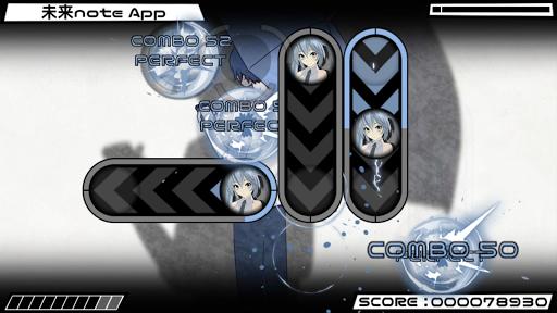 Beat Beat Vocaloid Reborn 2.1.32 screenshots 4