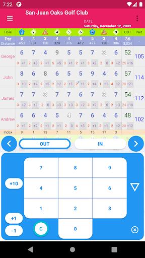 Golf score management - Golfine Free For PC Windows (7, 8, 10, 10X) & Mac Computer Image Number- 5