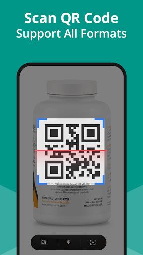 Free QR Code Scanner - Barcode Scanner & QR reader apktram screenshots 1