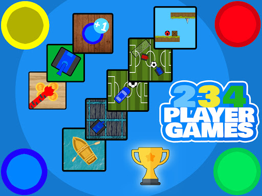 Games For 2,3 or 4 Players 8.0 screenshots 9