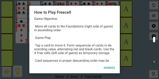 FreeCell with Leaderboards  screenshots 14