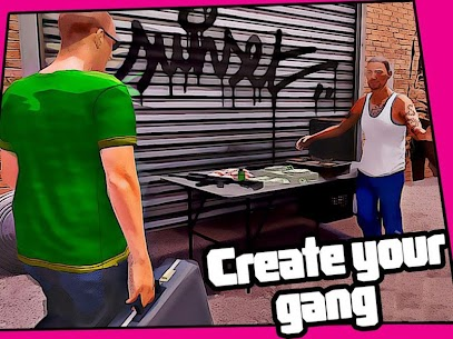 Real Miami Gangster Grand City: Crime Simulator 3D 6