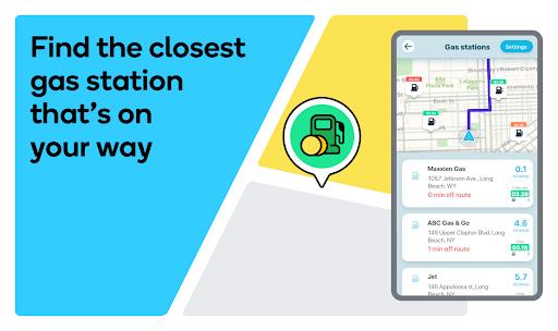 Waze - GPS, Maps, Traffic Alerts & Live Navigation 4.71.0.2 screenshots 4