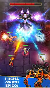 Darkfire Heroes APK MOD (MENU HACK) 3