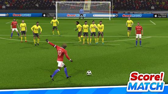 Score! Match - PvP Soccer screenshots 6