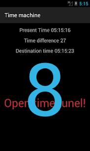 Time machine APK Download For Android 2