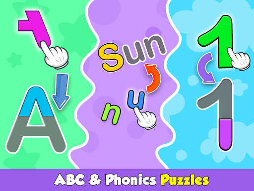 ABC Kids Games - Phonics to Learn alphabet Letters 15.0 screenshots 9