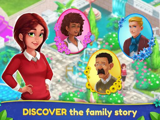 Royal Garden Tales - Match 3 Puzzle Decoration ' 0.9.8 screenshots 12