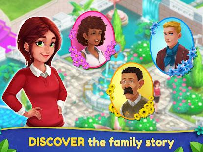 Royal Garden Tales - Match 3 Puzzle Decoration ' 0.9.8 Screenshots 18