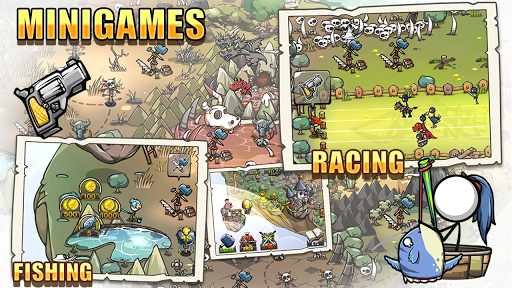 Cartoon Defense 4 android2mod screenshots 4