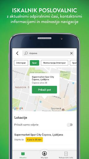 SPAR plus modavailable screenshots 4