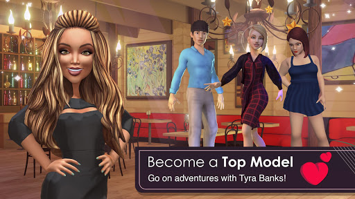 Code Triche America's Next Top Model Mobile Game: Full Edition (Astuce) APK MOD screenshots 1