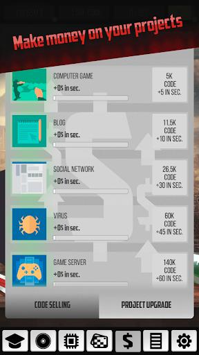 Programmer Simulator SJProgerSimulator 1.2.18 screenshots 6