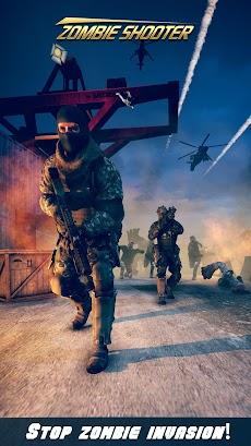 zombie shooting survive - zombie fps gameのおすすめ画像2