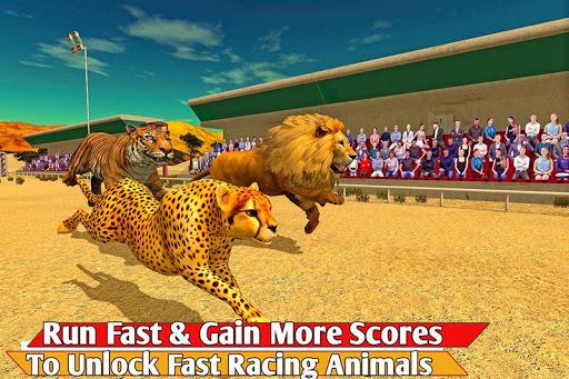Savanna Animal Racing 3D 1.0 screenshots 4