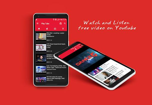 Play Tube - Video & Music Play Multi Mode apktram screenshots 1