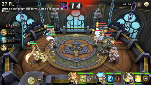 Soul Seeker : Six Knights - RPG Action Stratégie APK MOD – ressources Illimitées (Astuce) screenshots hack proof 2