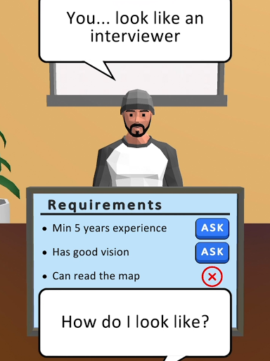 Hiring Job 3D 1.0.1 screenshots 6