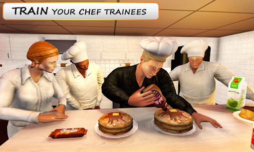 MY restaurant Manager: Virtual manager games 3D 3