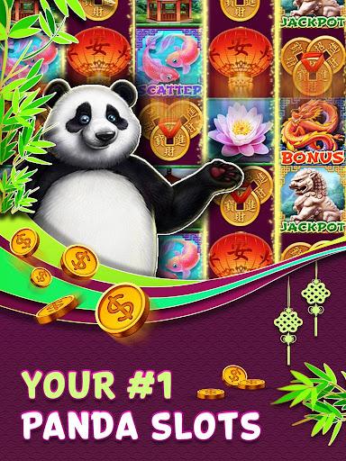 Panda Slots u2013 Mega Win Spin Slot Jackpot 777 1.831 screenshots 14