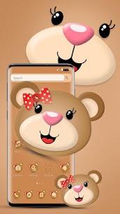 Gorgeous Teddy Bear Launcher 1.1.4 Mod APK Latest Version 1