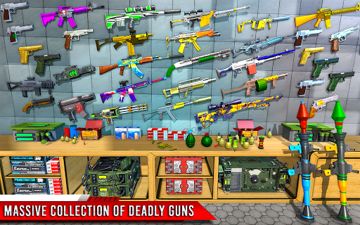 Fps Robot Shooting Games u2013 Counter Terrorist Game 1.6 screenshots 9