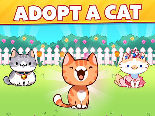 Cat Game - The Cats Collector!  screenshots 17