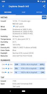 Avia Weather - METAR & TAF 2.12.6 Screenshots 2