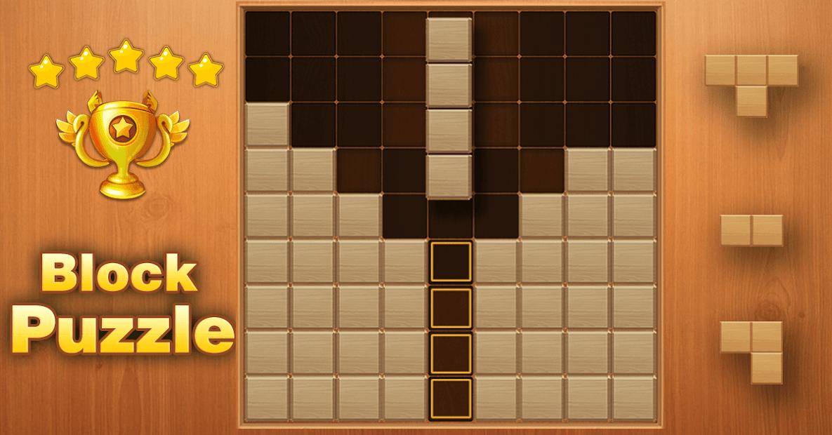 Captura de Pantalla 15 de Block Puzzle - Free Sudoku Wood Block Game para android