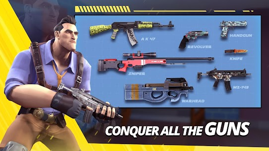Gun Game – Arms Race 1.69 Apk 3