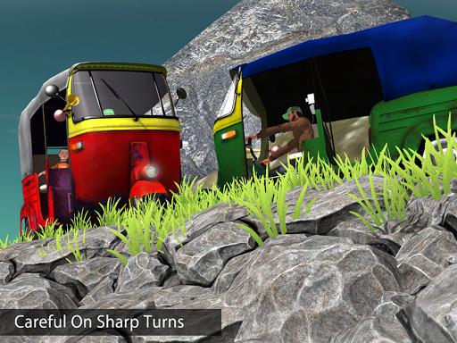 Tuk Tuk Auto Rickshaw Offroad Driving Games 2020 android2mod screenshots 10