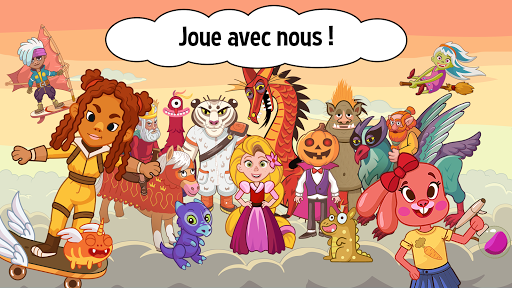 Pepi Wonder World: Les Îles Magiques! APK MOD screenshots 2