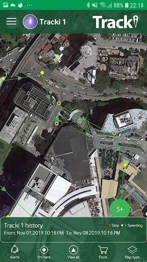 Tracki GPS u2013 Track Cars, Kids, Pets, Assets & More  Screenshots 3