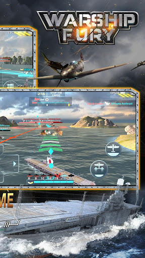 Warship Fury android2mod screenshots 4