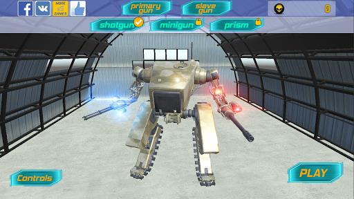 Code Triche Robots at War APK Mod screenshots 1