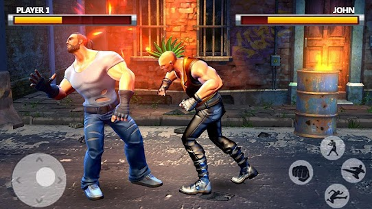 Street Action Fighters Free Fighting Games 3D Apk Download NEW 2021 2