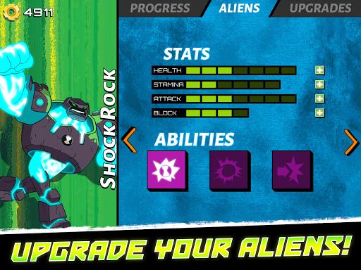 Ben 10 - Omnitrix Hero: Aliens vs Robots 1.0.6 Screenshots 10