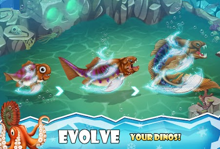 Jurassic Dino Water World Mod Apk 12.66 (Unlimited Currency) 5
