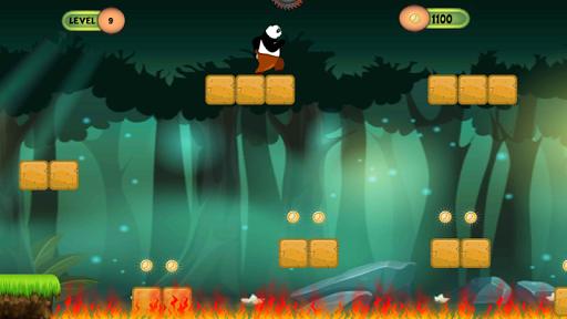 Forest Panda Run 1.2.6.2 screenshots 4