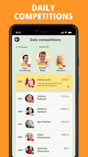 Free Trivia Game. Questions & Answers. QuizzLand.  screenshots 6