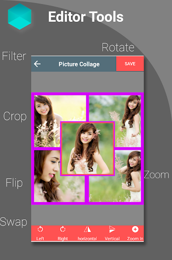 Photo Frame Collage 1.1.5 Screenshots 7