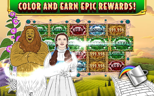 Wizard of OZ Free Slots Casino Games 165.0.2099 screenshots 5