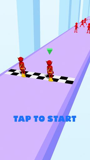 Download Superhero Race! mod apk 2