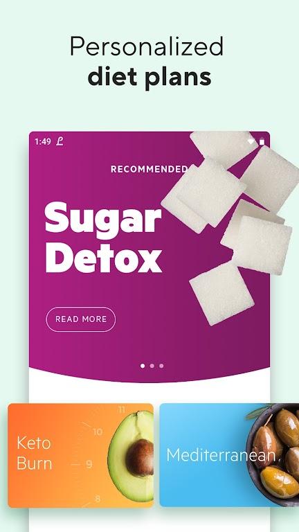 Lifesum - Diet Plan, Macro Calculator & Food Diary poster 1