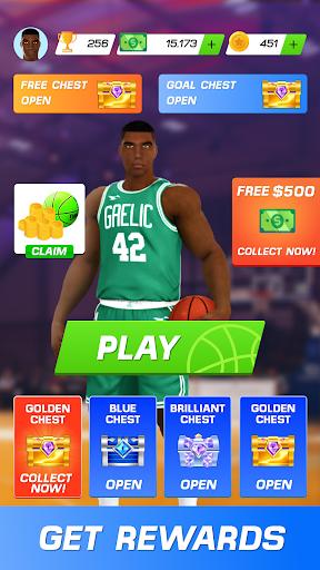 Basketball Clash: Slam Dunk Battle 2K'20 screenshots 1